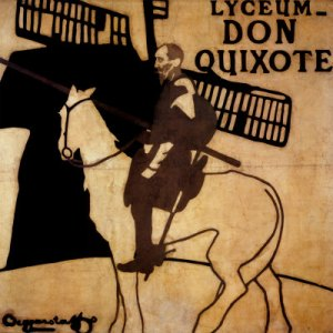 william-nicholson-pryde-lyceum-don-quixote