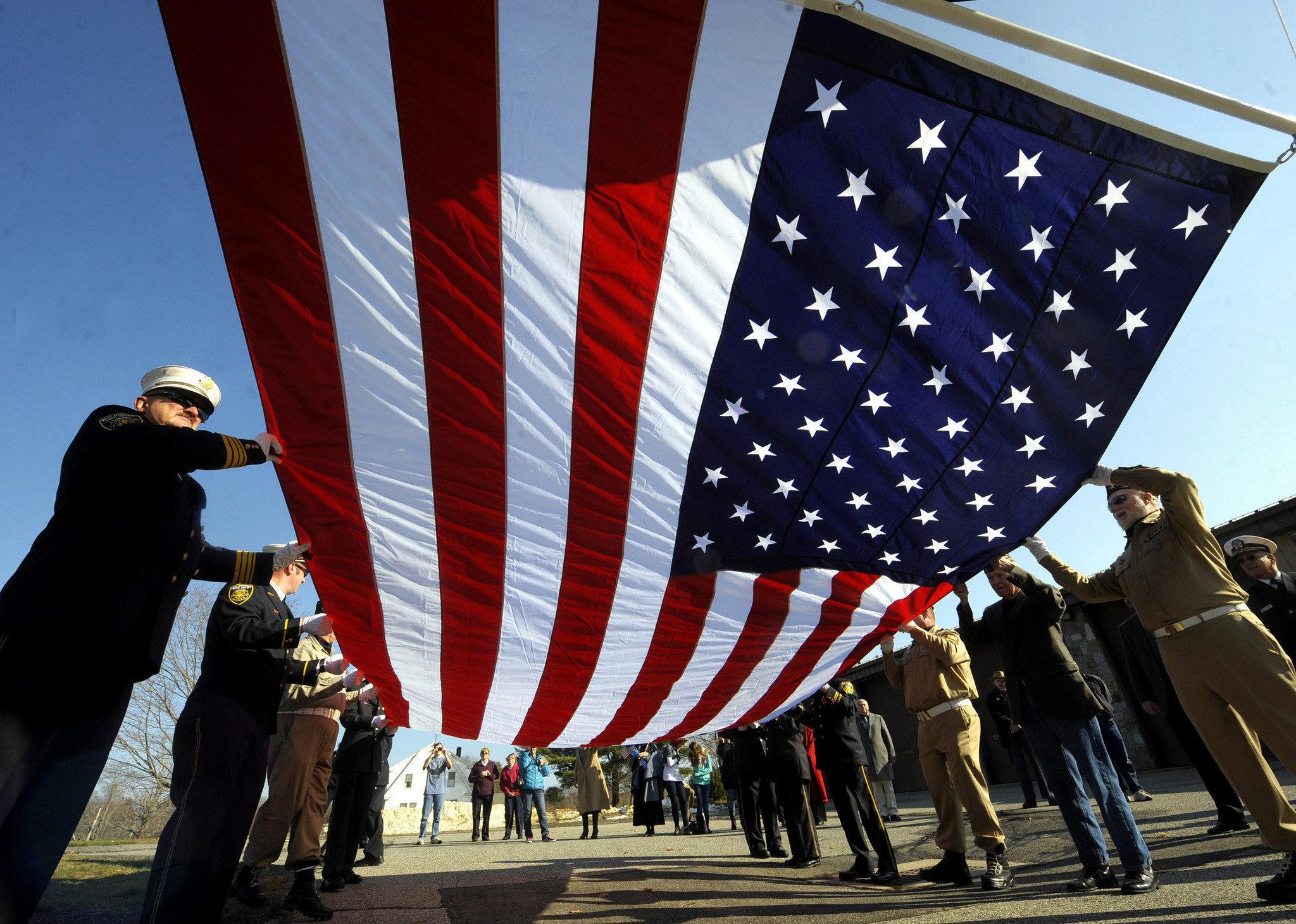 writing a good veterans daytime speech